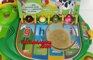Üzümlü Pirinç Unlu Mama ( 8 ay ve üzeri )