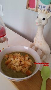 - tatli brokoli corbasi 8ayveuzeri 169x300 - Tatlı Brokoli Çorbası ( 8 ay ve üzeri )