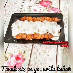 - tavuk sis yogurtlu kabak 1yasveuzeri 300x300 - Tavuk şiş ve yoğurtlu kabak (1 yaş ve üzeri )