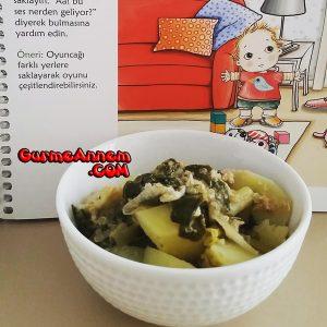 - ispanakli patates yemegi 1yasveuzeri 300x300 - Ispanaklı Patates Yemeği ( 1 yaş ve üzeri )