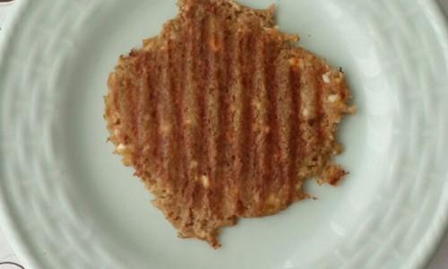 Tost Makinesinde Omlet ( 7 Ay)