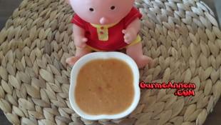 Bol sebzeli Mercimek çorbası ( +9 Ay )