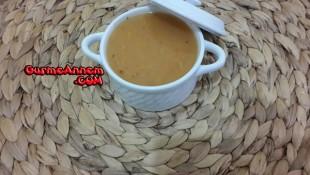 Havuçlu Tarhana Çorbası ( +9 Ay )