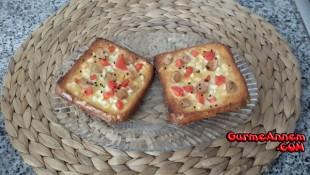 Miniklere Pratik Pizza ( +12 Ay )