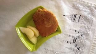 Elmalı pancake ( +7 Ay)