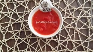 Kırmızı Biber Çorbası (+6 ay ve üzeri )