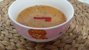 Tarhanalı Sebze Çorbası  ( 8 Ay ve üzeri  )