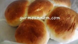 Çicek Ekmek Tarifi ( 1 yaş ve üzeri )