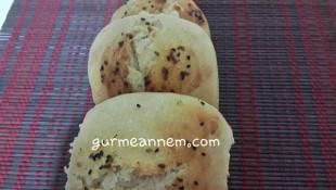 Bebeklere Puf Tost Ekmeği (1 yaş ve üzeri )