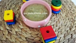 Yeşil Mercimek Çorbası ( 9 ay ve üzeri )