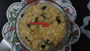 Ispanaklı Kuskus Yemeği ( 1 yaş ve üzeri )