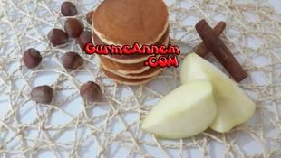 Elmalı Fındıklı Pankek ( 1 yaş ve üzeri )