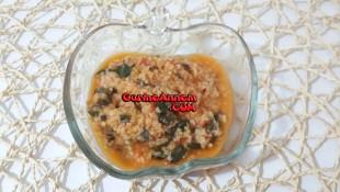 Semizotlu Bulgur Çorbası ( 9 ay ve üzeri )