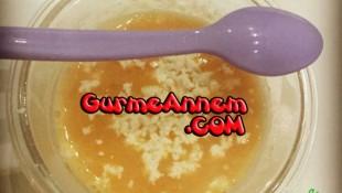 Peynirli Havuçlu Tarhana Çorbası  ( 8 ay ve üzeri )