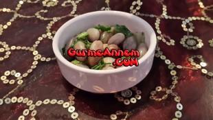 Barbunya Salatası  (10 ay  ve üzeri )