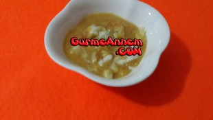 Sebzeli Somon Çorbası ( 10 ay ve üzeri )