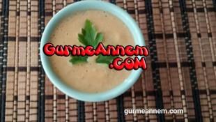 Bulgurlu Sebze Çorbası ( 8 ay ve üzeri )