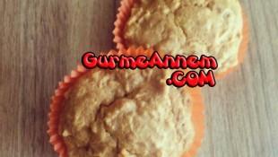 Meyveli muffin ( 1 yaş ve üzeri )