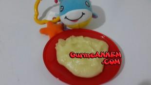 Patatesli Sarımsaklı Çorba ( 7 ay ve üzeri )
