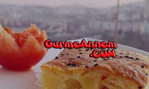 Patatesli Tuzlu Kek ( 1 yaş ve üzeri )