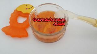 Sebze Çorbası ( +7 ay ve üzeri )