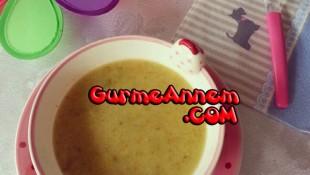 Karışık Sebzeli Pirinçli Çorba ( 8 ay ve üzeri )