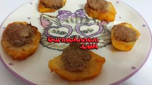 Patatesli Köfte Yemeği ( 8 ay ve üzeri )