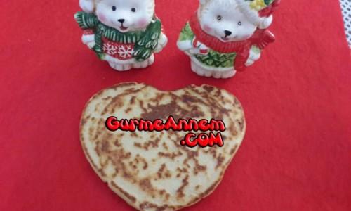 Peynirli Cevizli Pankek ( 9 ay ve üzeri )