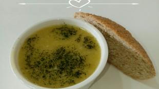 Sebzeli Mercimek Çorbası  (8 ay ve üzeri )