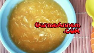 Tavuk suyuna tarhana çorbası ( 8 ay ve üzeri )