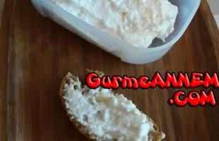 Ev yapımı krem peynir ( 6 ay ve üzeri )