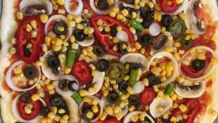 Bebek pizzası (1 yaş ve üzeri)
