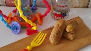 Tatlı Patatesli Kinoa Köftesi ( 8 ay ve üzeri)