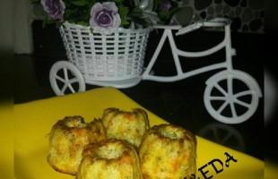 Sebzeli muffin ( 8 ay ve üzeri )