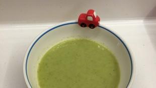 Brokoli çorbası ( 8 ay ve üzeri )