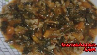 Kıymalı Ispanak Yemeği ( 9 ay ve üzeri )