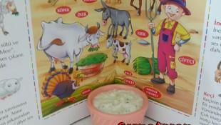 Pirinçli Yoğurt Çorbası ( +6 ay ve üzeri )