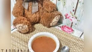 Tarhana çorbası ( 1 yaş ve üzeri )