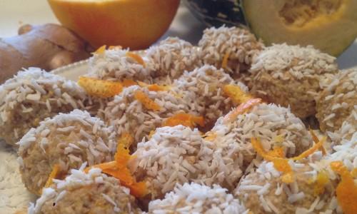 Portakallı Zencefilli Toplar ( 1 yaş ve üzeri )