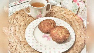 Elmalı Muffin ( 1 yaş ve üzeri )