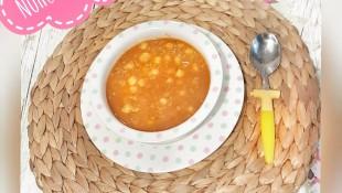 Kıymalı nohut yemeği ( 1 yaş ve üzeri )