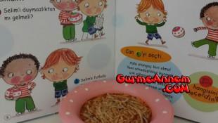 Bebeklere Erişte Çorbası ( 1 yaş ve üzeri )