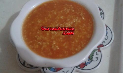 Bulgur Çorbası ( 1 yaş ve üzeri )