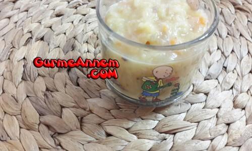 Kereviz Çorbası ( 7 ay ve üzeri )