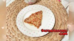 Karnabahar pizza ( 1 yaş ve üzeri )