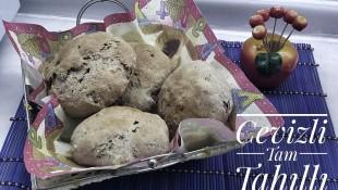 Cevizli Tam Tahıllı Ev Ekmeği ( 9 ay ve üzeri )