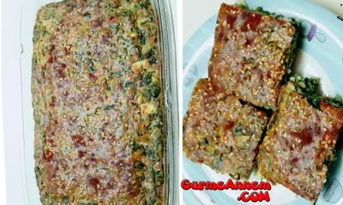 Ispanak Böreği ( 1 yaş ve üzeri )