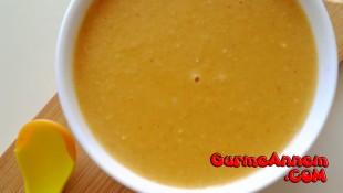 Mercimek Çorbası ( 1 yaş ve üzeri )