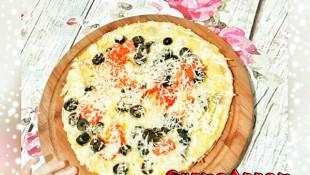 Yumurta Pizza ( 1 yaş ve üzeri )