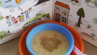 Etli Yoğurt Çorbası (8 ay ve üzeri )